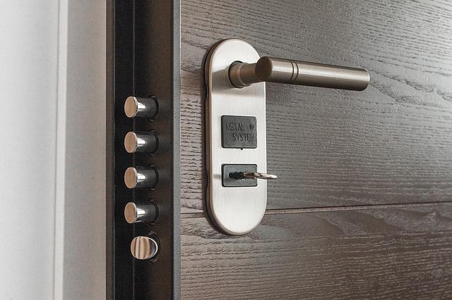 smart lock | property records